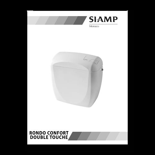 Rondo Confort – double touche