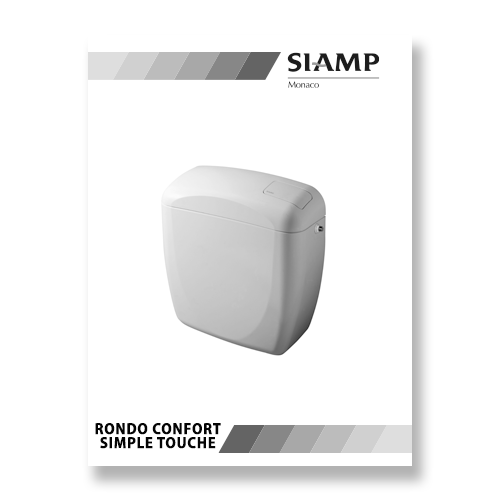Rondo Confort – simple touche