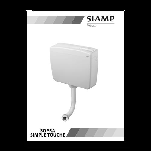 Sopra – simple touche